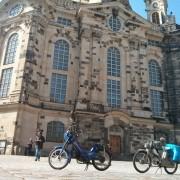 letzte Zweiradbewegung vor der Heimreise - Schön wars
